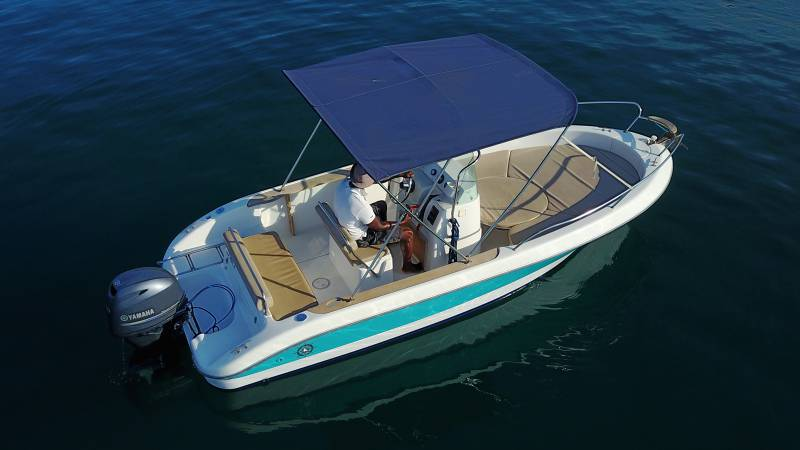 "Sessa Marine Key Largo 19"""